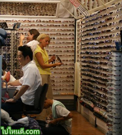 ร้านขายแว่นตา ใน จตุจักร