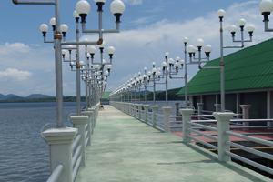 Laem Kruad Pier