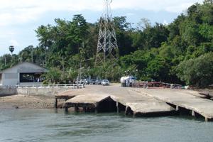 Ban HuaHin pier to Koh Lanta